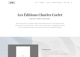 corlet-editions.fr