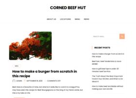 cornbeefhut.com