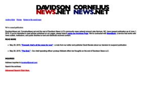 corneliusnews.net