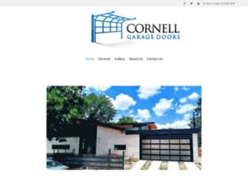 cornellgaragedoors.com