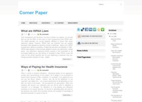 cornerpaper.blogspot.com