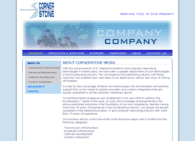 cornerstone-media.com.sg
