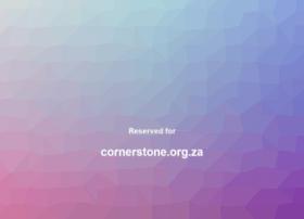 cornerstone.org.za