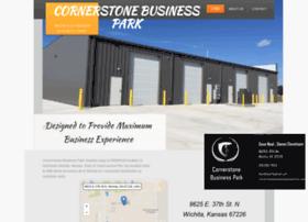 cornerstonebusinessparkwichita.com