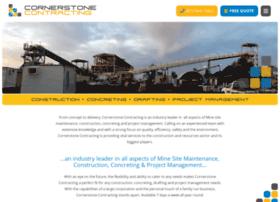 cornerstonecontracting.com.au