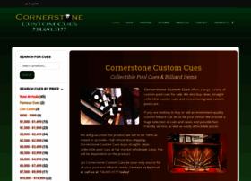 cornerstonecues.com