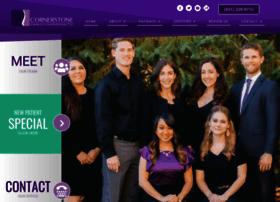cornerstonefamilychiropractic.com