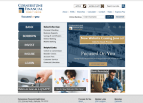 cornerstonefinancialcu.org