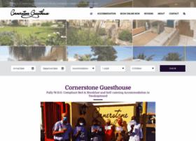 cornerstoneguesthouse.com