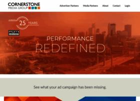 cornerstonemediagroup.com