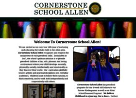 cornerstoneschoolallen.com