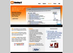 cornerstonetech.clockingit.com