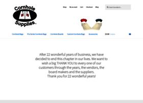 cornholesupplies.com