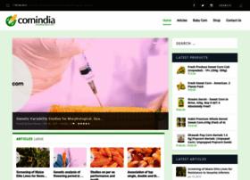 cornindia.com