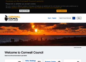 cornwall.gov.uk