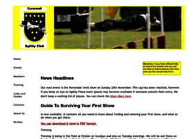 cornwallagilityclub.org.uk