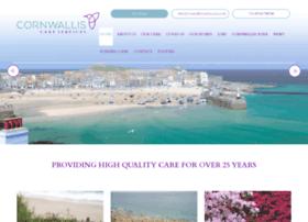 cornwalliscareservices.co.uk
