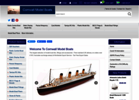 cornwallmodelboats.co.uk