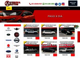 coronaautos.com
