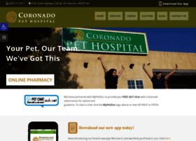 coronadopethospital.com