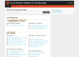 coronarenderer.freshdesk.com