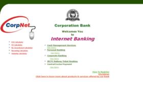 corpbanknet.com