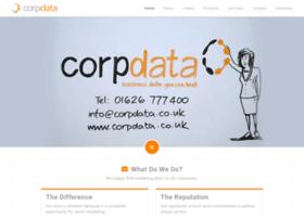 corpdata.co.uk