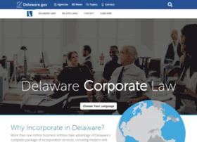 corplaw.delaware.gov