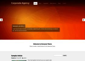 corporate-agency.techsaran.com