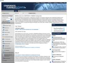corporate-finance-fachportal.de
