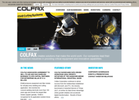 corporate.colfaxcorp.com