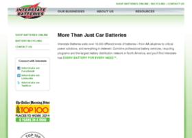 corporate.interstatebatteries.com