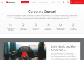 corporate.lexisnexis.com