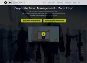 corporate.olacabs.com