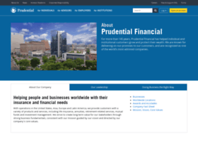 corporate.prudential.com