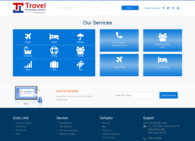 corporate.traveltechnologysolution.com