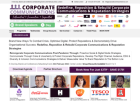 corporatecommsconference.com