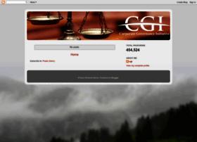 corporategovernanceinitiative.blogspot.com