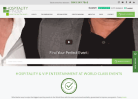 corporatehospitality.com