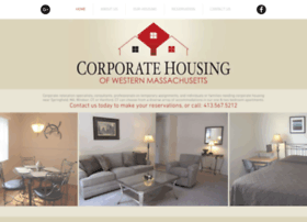 corporatehousingofwesternmass.com