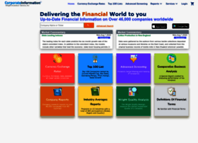 corporateinformation.com