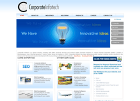 corporateinfotech.com
