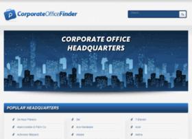 corporateofficefinder.com