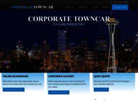corporatetowncar.com