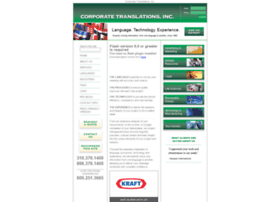 corporatetranslations.com