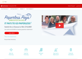 corporatewebsite-staging.santanderconsumerusa.com