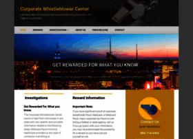 corporatewhistleblowercenter.com