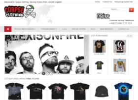 corpseclothing.com