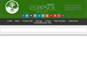 corpsol.woodly.in
