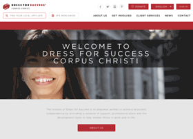 corpuschristi.dressforsuccess.org